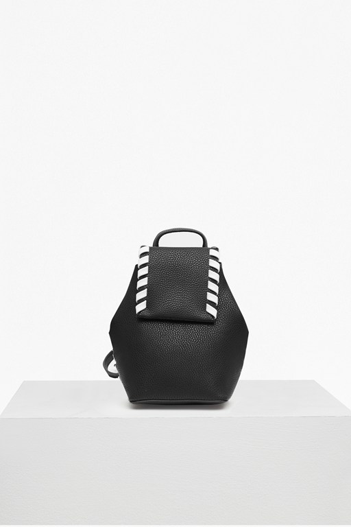 Complete the Look Whipstitch Mini Cross Body Backpack