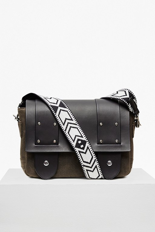 Complete the Look Daphne Messenger Bag