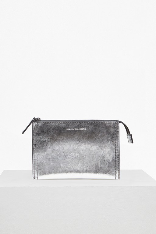 contemporary slide lock mini bag