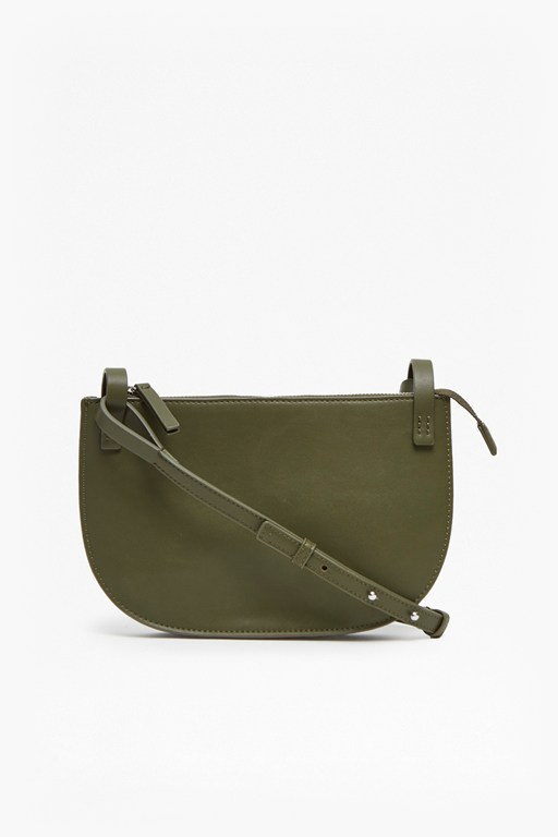 Complete the Look Clean Minimalism Cross Body Bag
