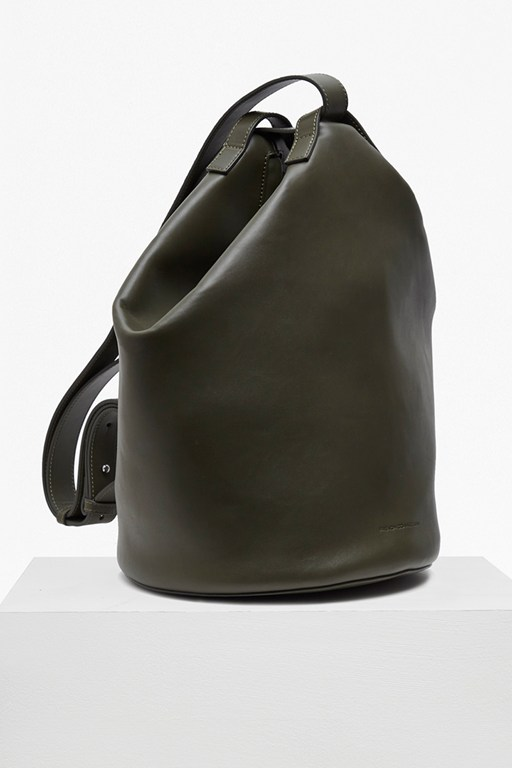 Complete the Look Clean Minimalism Hobo Backpack