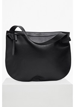 Clean Minimalism Dumpling Shoulder Bag
