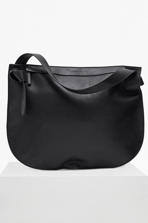 Complete the Look Clean Minimalism Dumpling Shoulder Bag