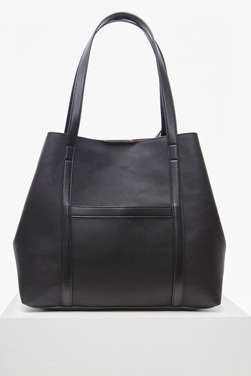 saffiano julia shopper