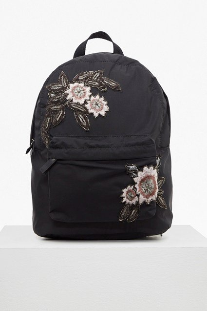 Jayne Embroidered Backpack