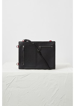Dexter Upside Down Cross-Body Bag