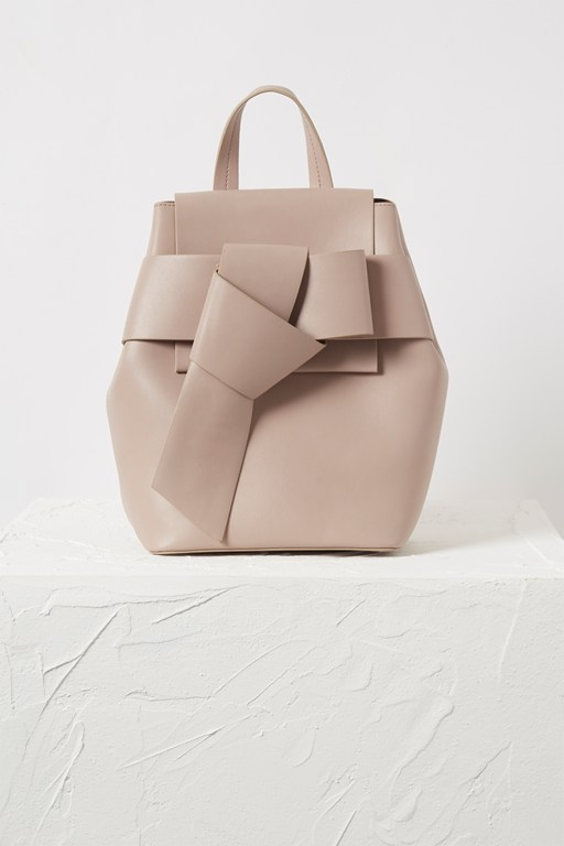 suri knotted backpack