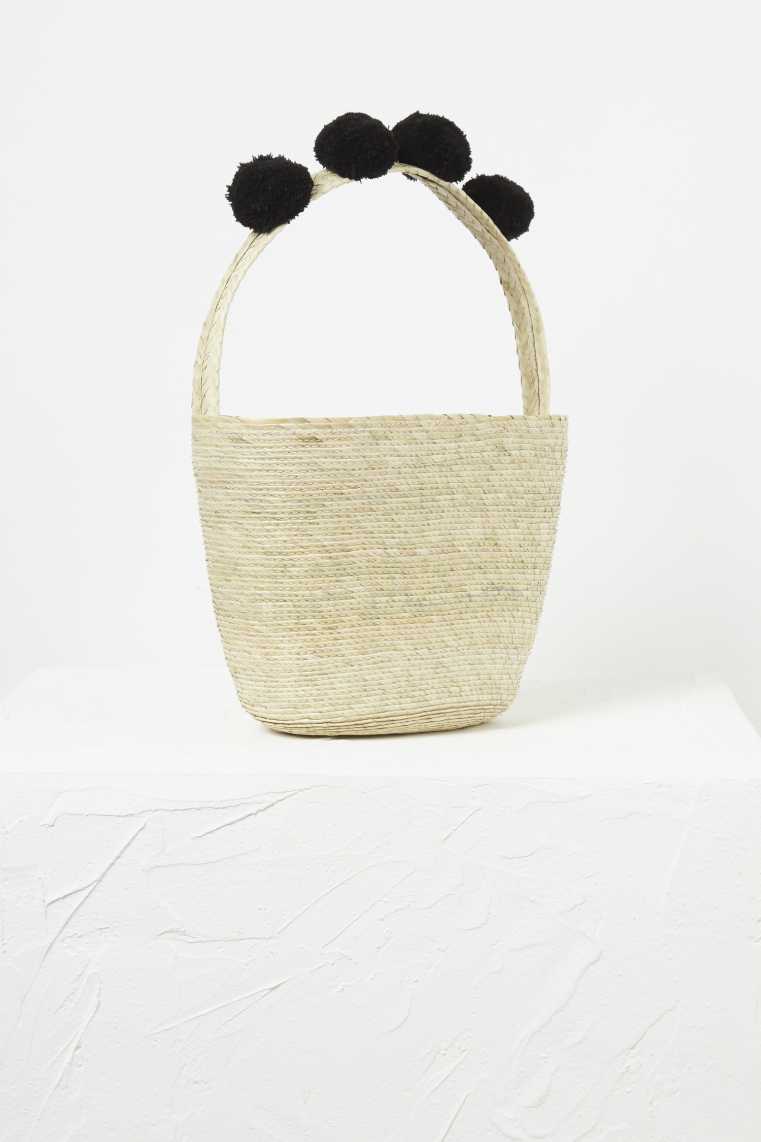 Alani Palm Leaf Basket Bag Collections French Connection