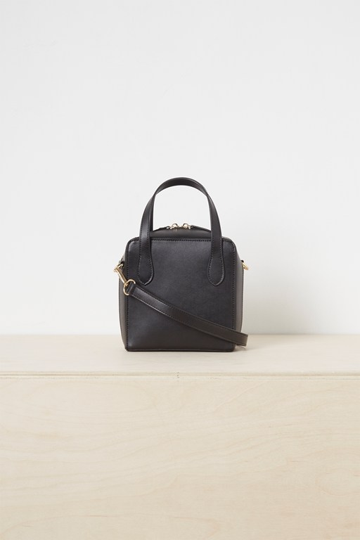 Complete the Look Lula Recycled Leather Crossbody Bag