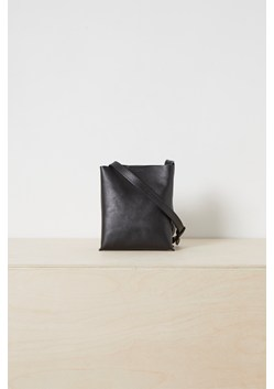 Seda Leather Crossbody Bag