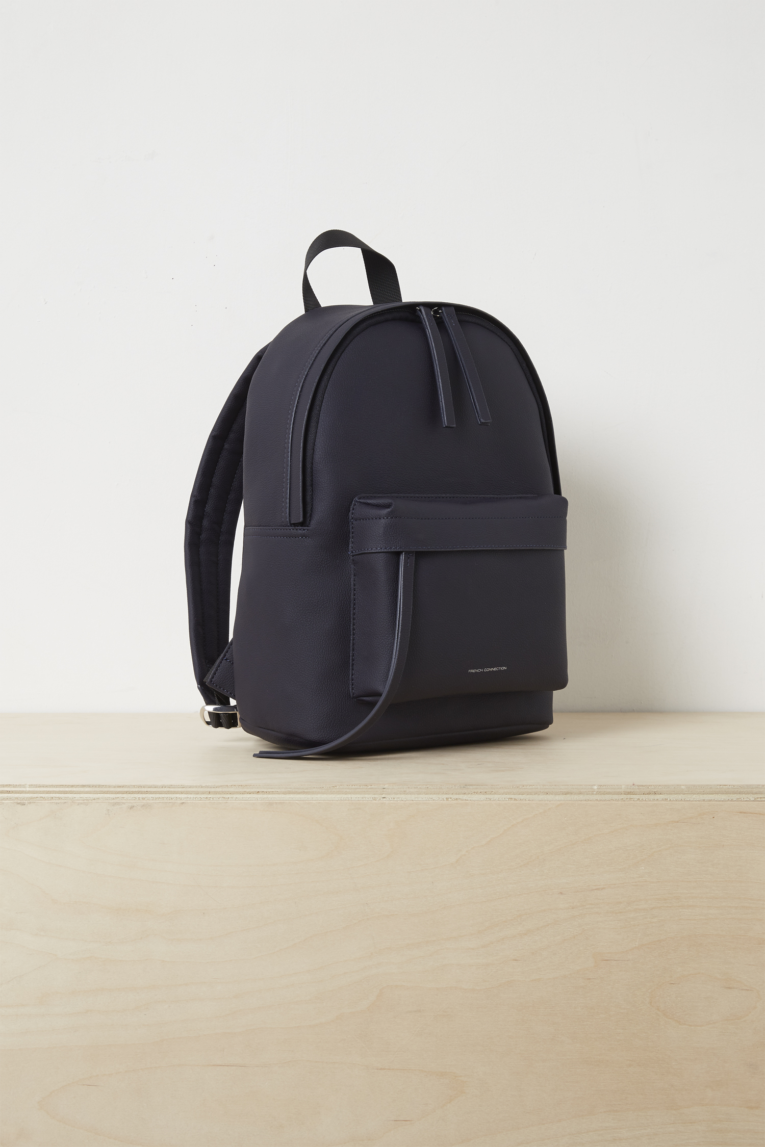 3b6409bccc0 Nina Leather Backpack | Collections | French Connection