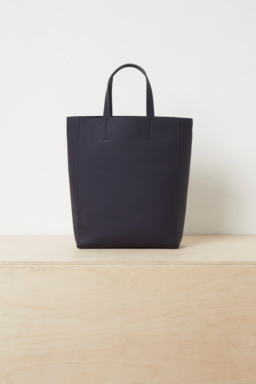 Complete the Look Moa Recycled Leather Tote Bag