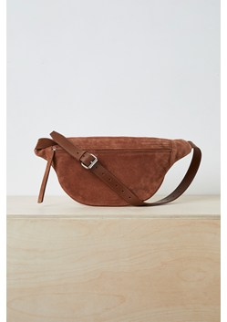 Large Gard Suede Belt Bag