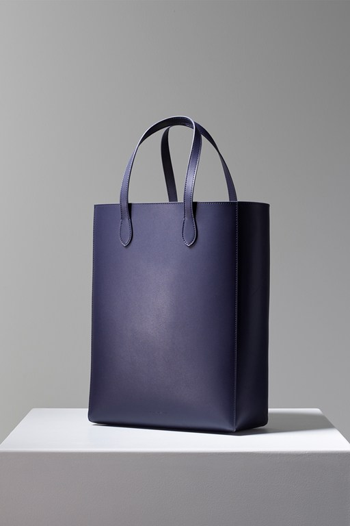 Complete the Look Moa Large Recycled Leather Tote