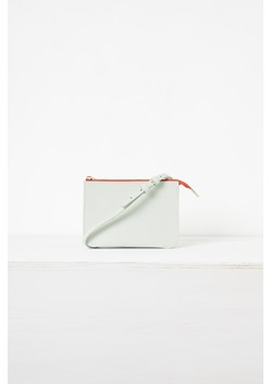 Josephina Recycled Leather Trio Crossbody Bag