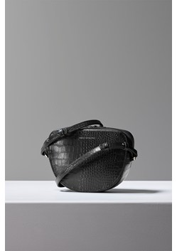 Tallin Recycled Leather Croc Bag
