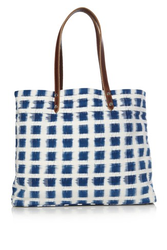 Ikat Me Shopper Bag