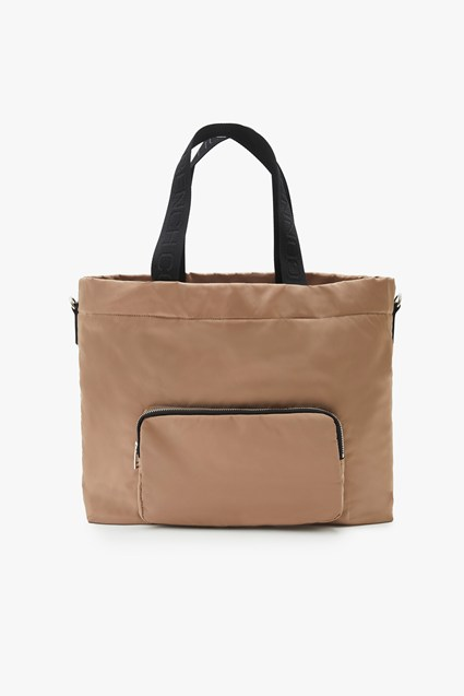 Core Mila Nylon Tote Bag