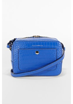 Poppini Croc Recycled Leather Camera Bag
