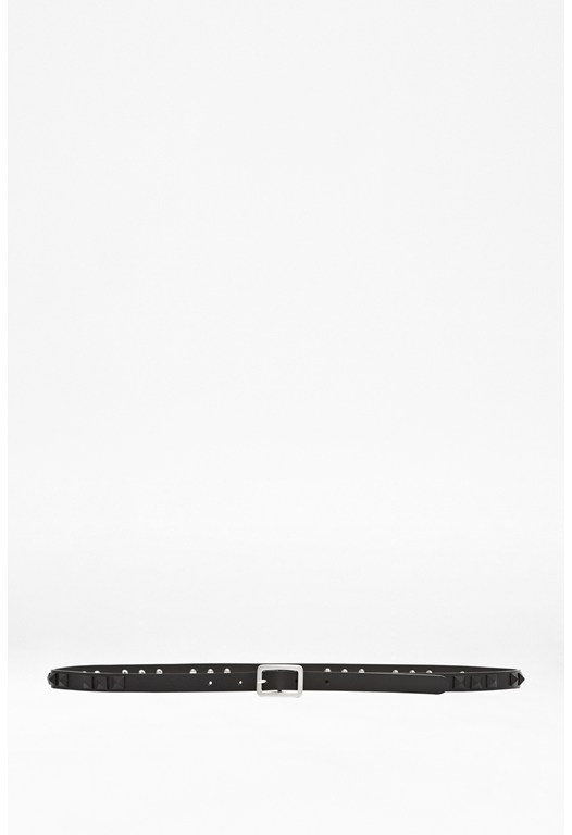 Katherine Studded Leather Belt