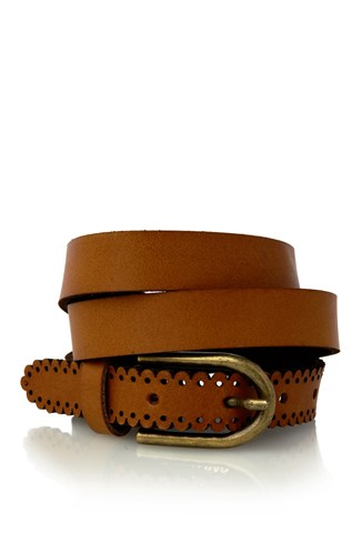 Elena Leather Belt