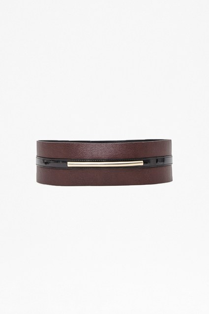 Olivia Leather Waist Belt