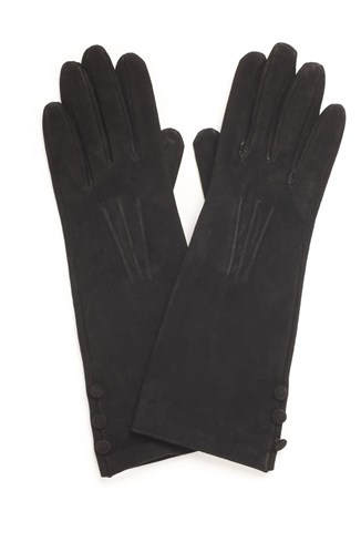 Silky Suede Gloves
