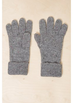 Speckle Knitted Gloves