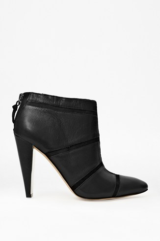Maddy Leather Ankle Boots