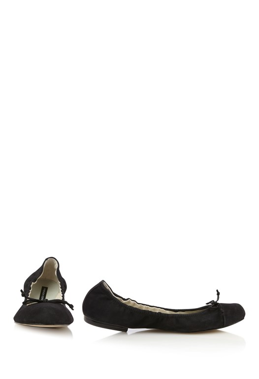 Quella Elasticated Pumps