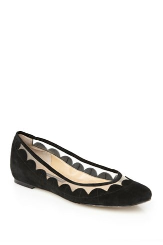 Bridget Scalloped Pumps