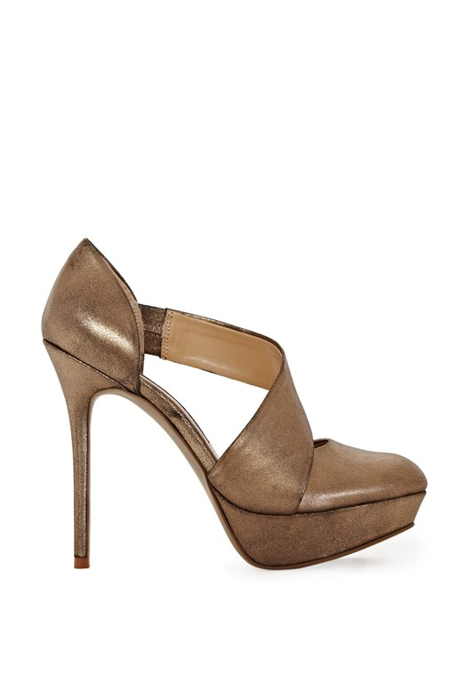 Regina Leather Stiletto Heels