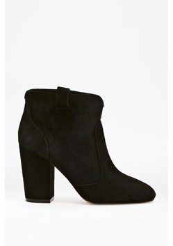 Livvy Suede Ankle Boots