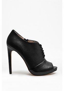 Victoria Open Toe Ankle Boots