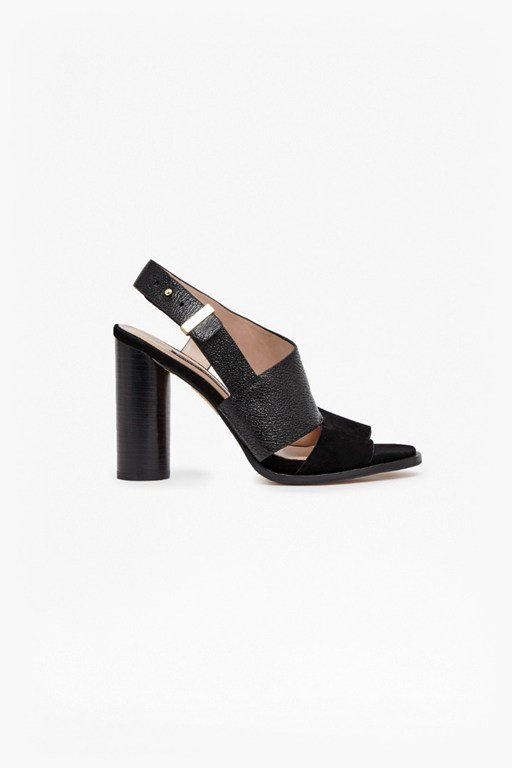 Complete the Look Urlian Chunky Heeled Slingback Sandals