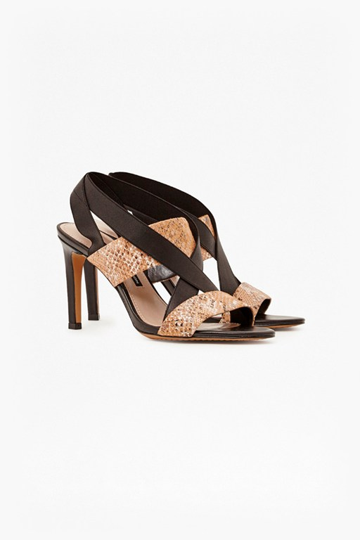 Complete the Look Limor 2 Strappy Stiletto Sandals