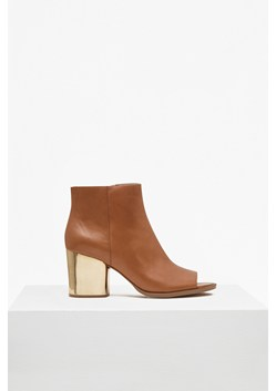 Yael Open Toe Heeled Boots
