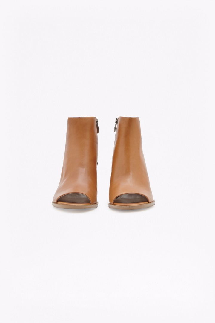 French Yael Heeled Boots Connection Open Collections Toe z4q40xU