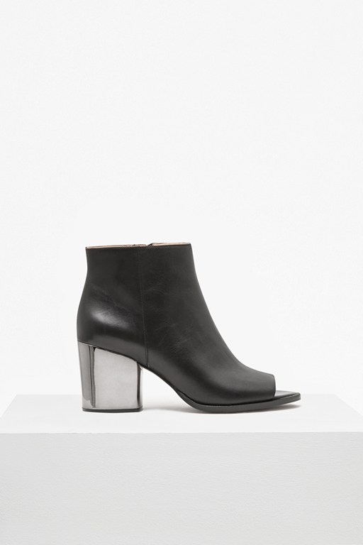 Complete the Look Yael Open Toe Heeled Boots