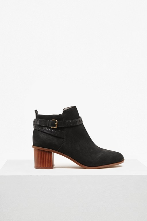 Complete the Look Claudia Heeled Ankle Boots