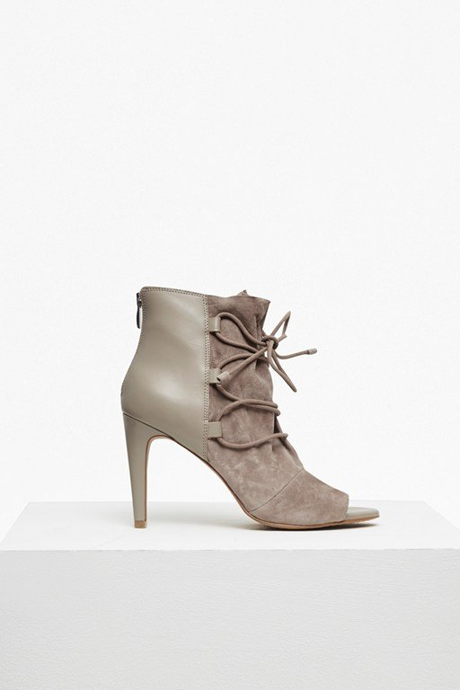 quintina lace up heeled boots