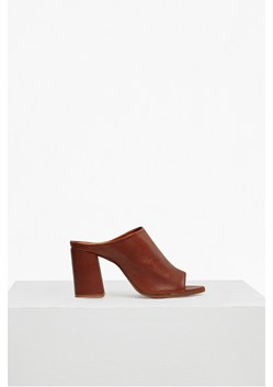 Harper Leather Mules