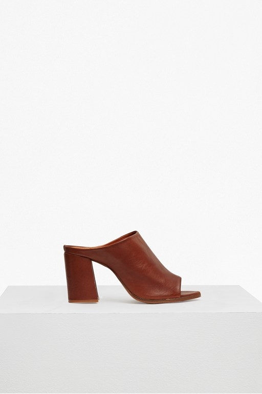 Complete the Look Harper Leather Mules