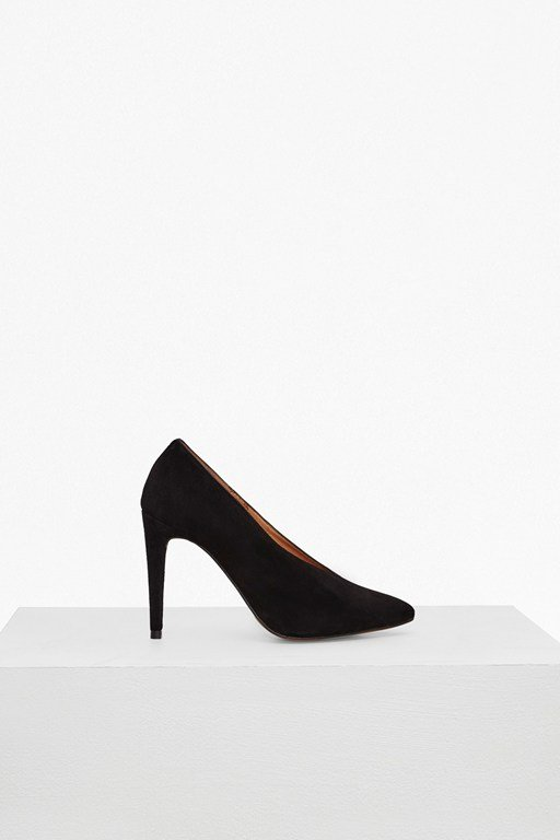 Complete the Look Arianna High Vamp Court Shoe