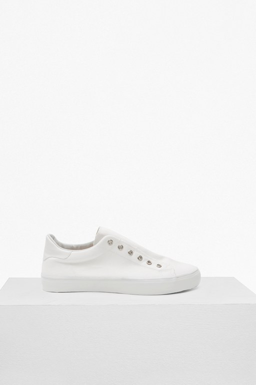 Complete the Look Alexa Canvas Eyelet Sneaker
