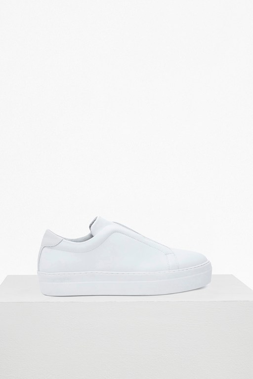 Complete the Look Sara Slip On Platform Trainers