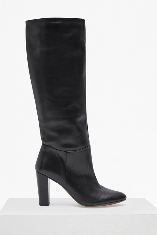 Complete the Look Francesca Knee High Leather Boots