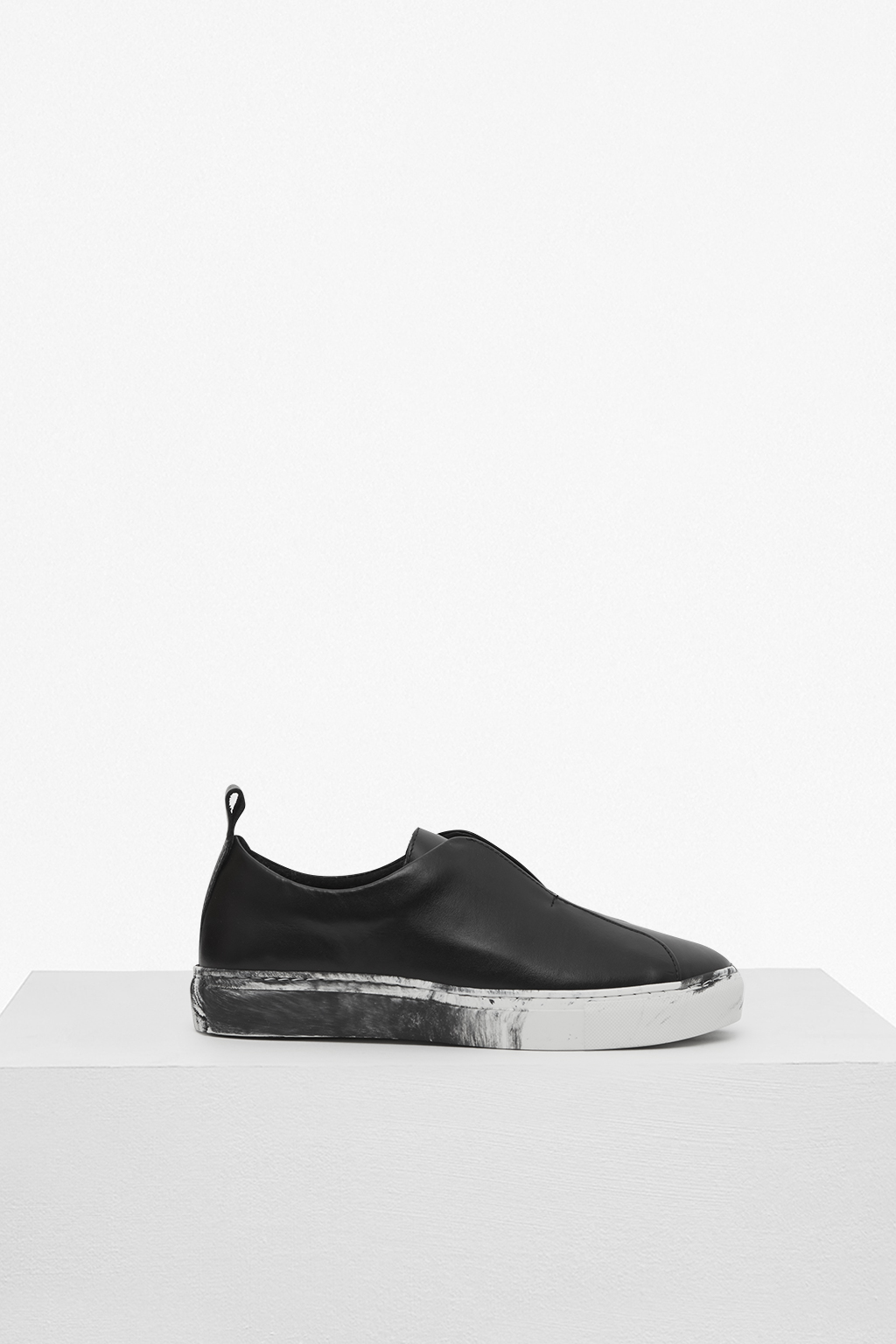 Sara Marble Sole Trainers | Collections