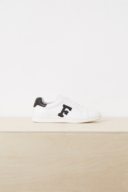 Complete the Look F Logo Lace Up Trainers