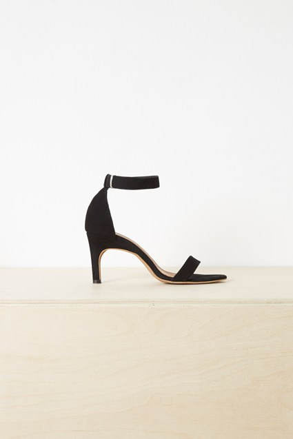 Carli Strap Arched Heel Sandals